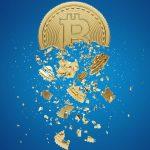 Bitcoin Crash. Imagem: ShutterStock