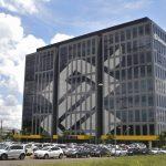 Fachada do Banco do Brasil em Brasília