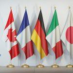 G7. Imagem: ShutterStock