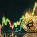 Gráfico de preços do Bitcoin em diário