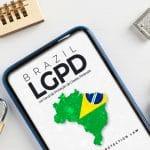 LGPD no Brasil blockchain