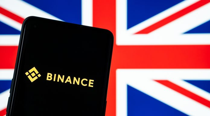 Binance no Reino Unido