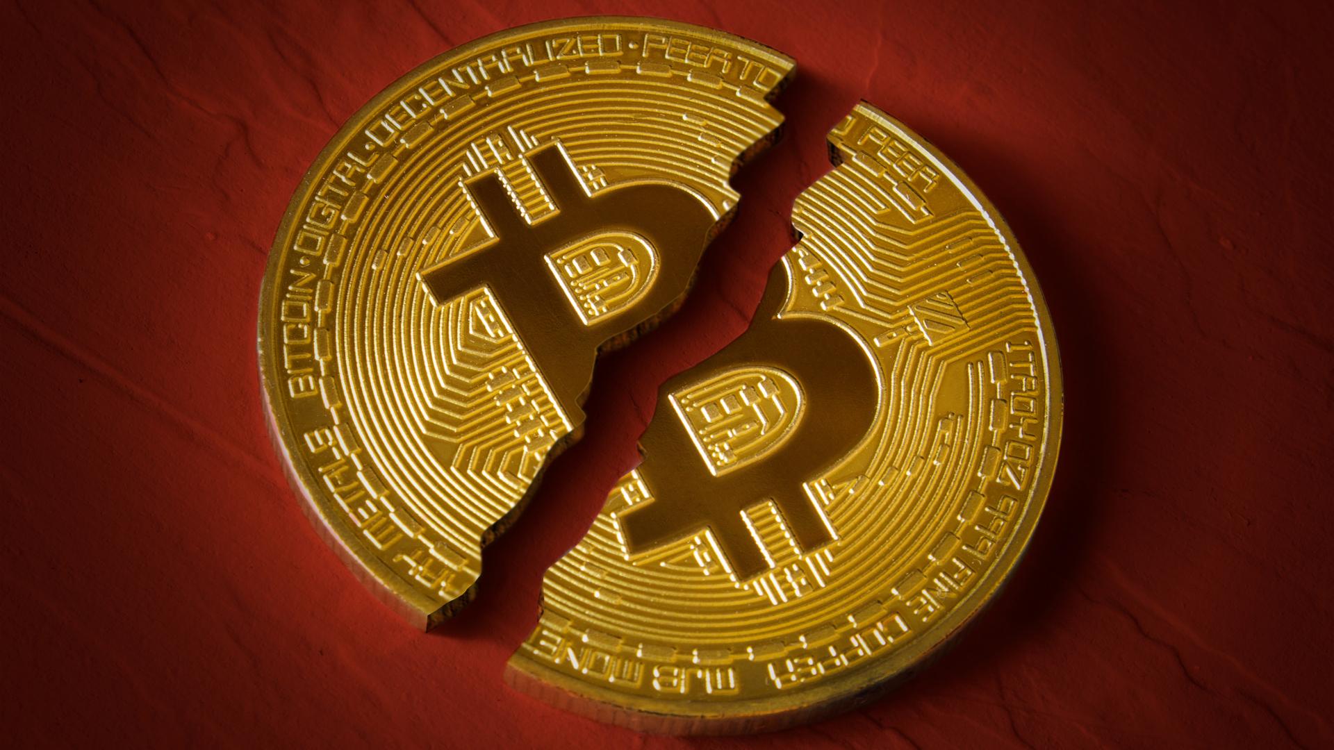 Bitcoin quebrado computação quântica