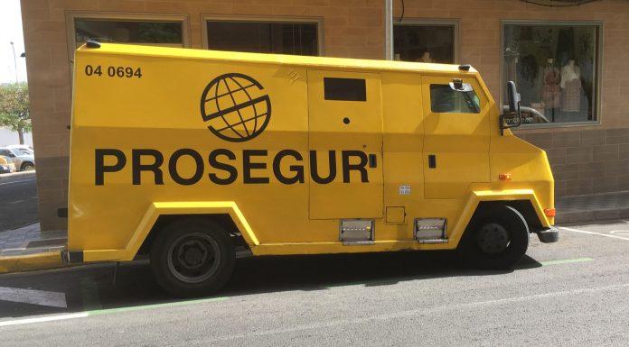 Carro Amarelo da Prosegur Brasil criptomoedas