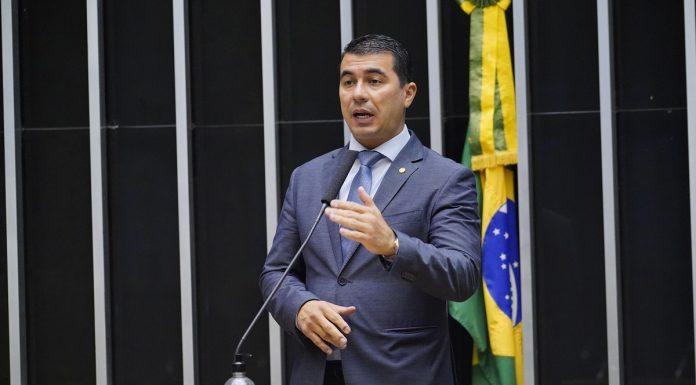 Deputado Federal Luis Miranda blockchain TSE