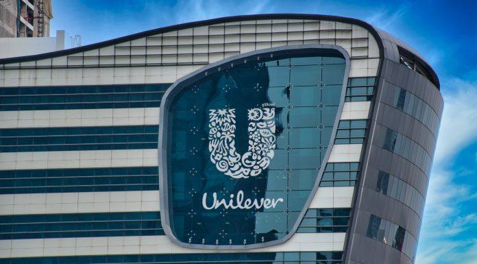 Edifício da sede da Unilever na Tailândia