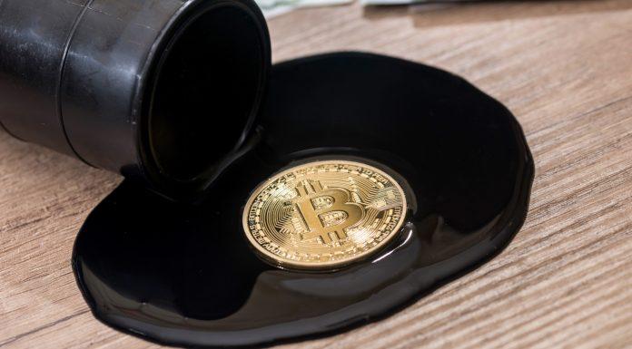 Petróleo e Bitcoin petroleira