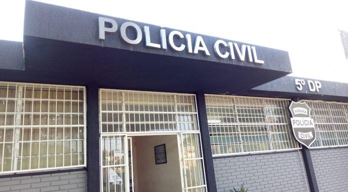 Polícia Civil do Paraná síndico preso
