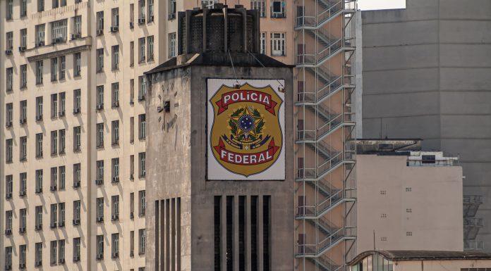 Polícia Federal no Rio de Janeiro
