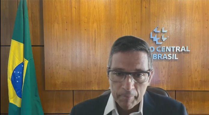 Roberto Campos Neto, em evento da COA nesta quinta-feira 19 BC BCB CVM Bitcoin