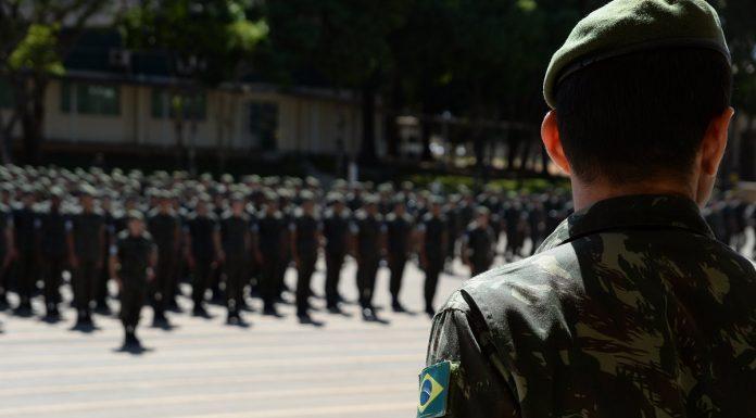 Soldados do Exército do Brasil Ministério da Defesa Guerra escola