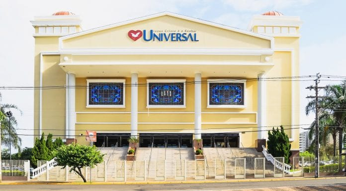 Templo da Igreja Universal do Reino de Deus