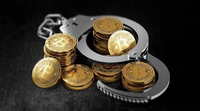 Algemas e Bitcoin golpe