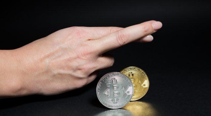 Dedos cruzados e Bitcoin Golden Cross