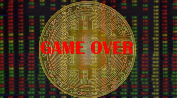 Game Over, Fim de Jogo e negociações de Bitcoin