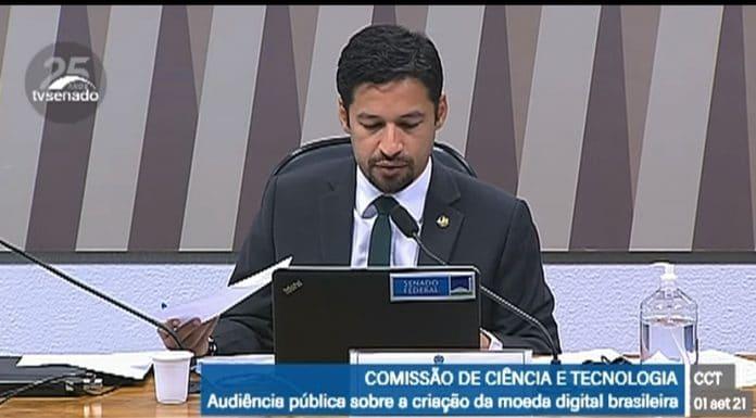 Senado Federal fala sobre Real digital em audiência pública