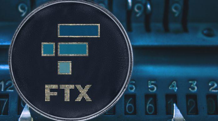 Símbolo da corretora FTX de Bitcoin criptomoedas Bitcoins