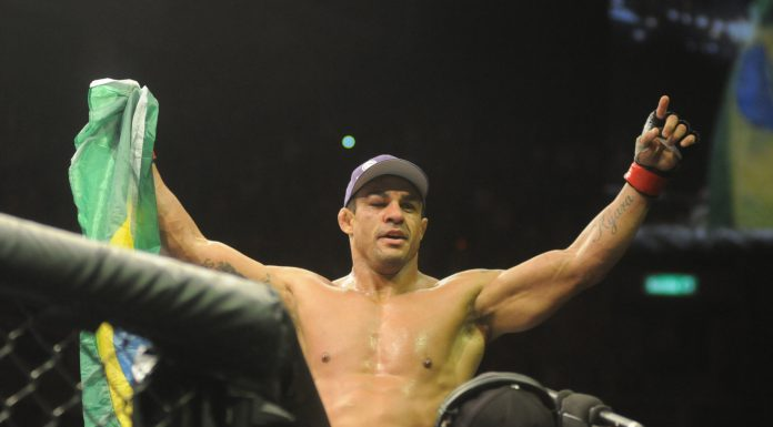 Vitor Belfort, lutador brasileiro e criptomoeda