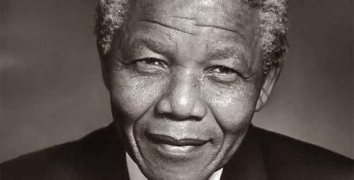 Nelson Mandela -foto gemt i Bitcoin