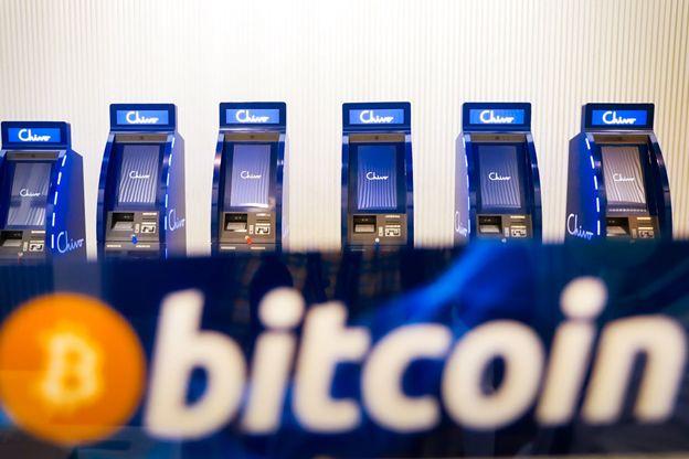 Caixas eletrônicos de Bitcoin em El Salvador